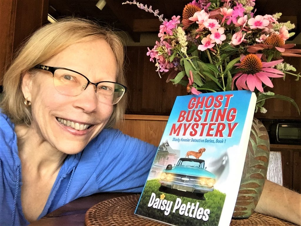 Indian Mystery Writer Daisy Pettles