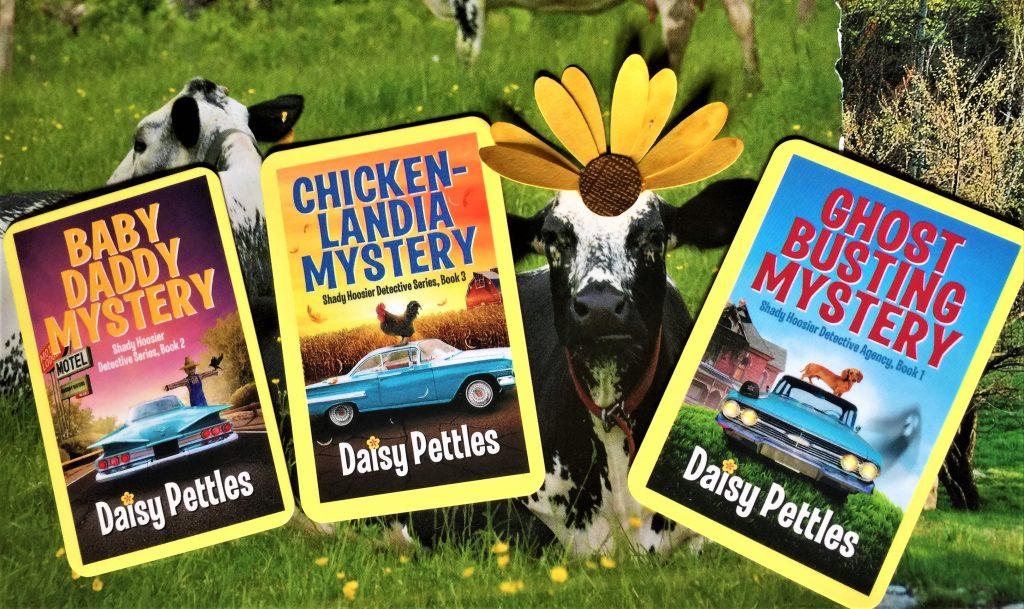 Order Daisy Pettles' books